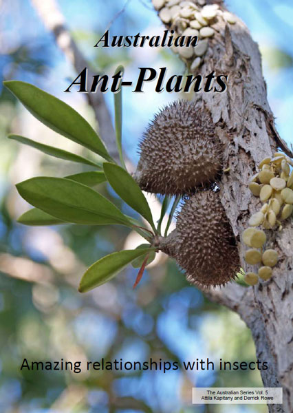 Cover of Australian ant plants