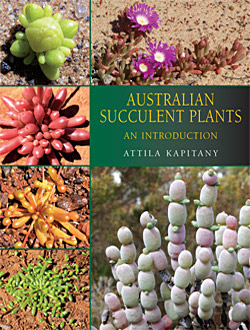 Cover of Australian succulent plants