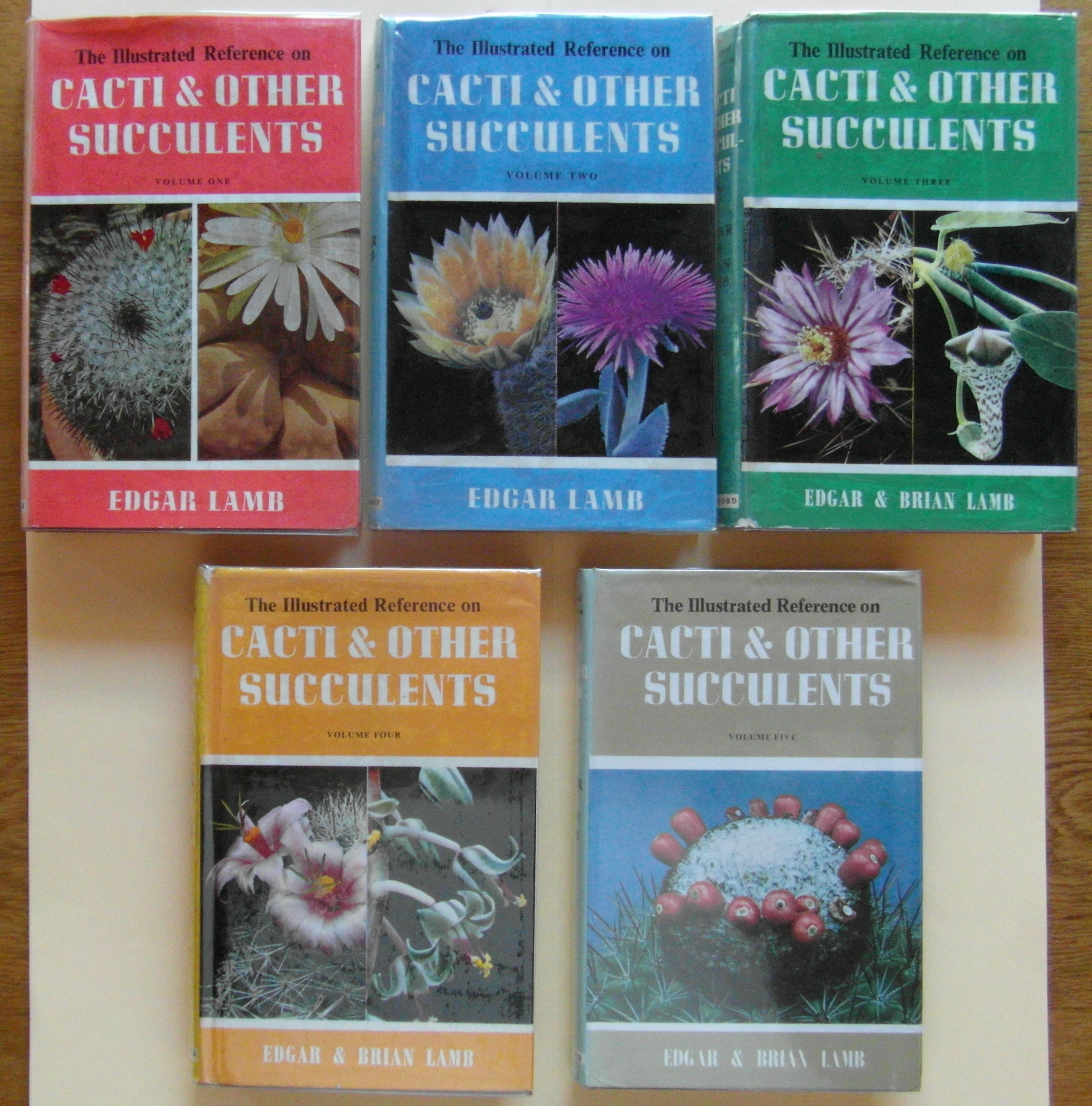 Cover of Cacti and Other Succulents (1)