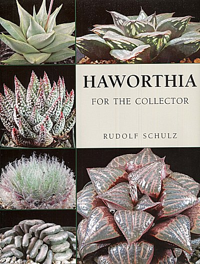 Cover of Haworthia for the Collector