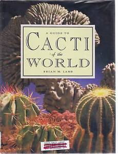 Cover of A guide to cacti of the world
